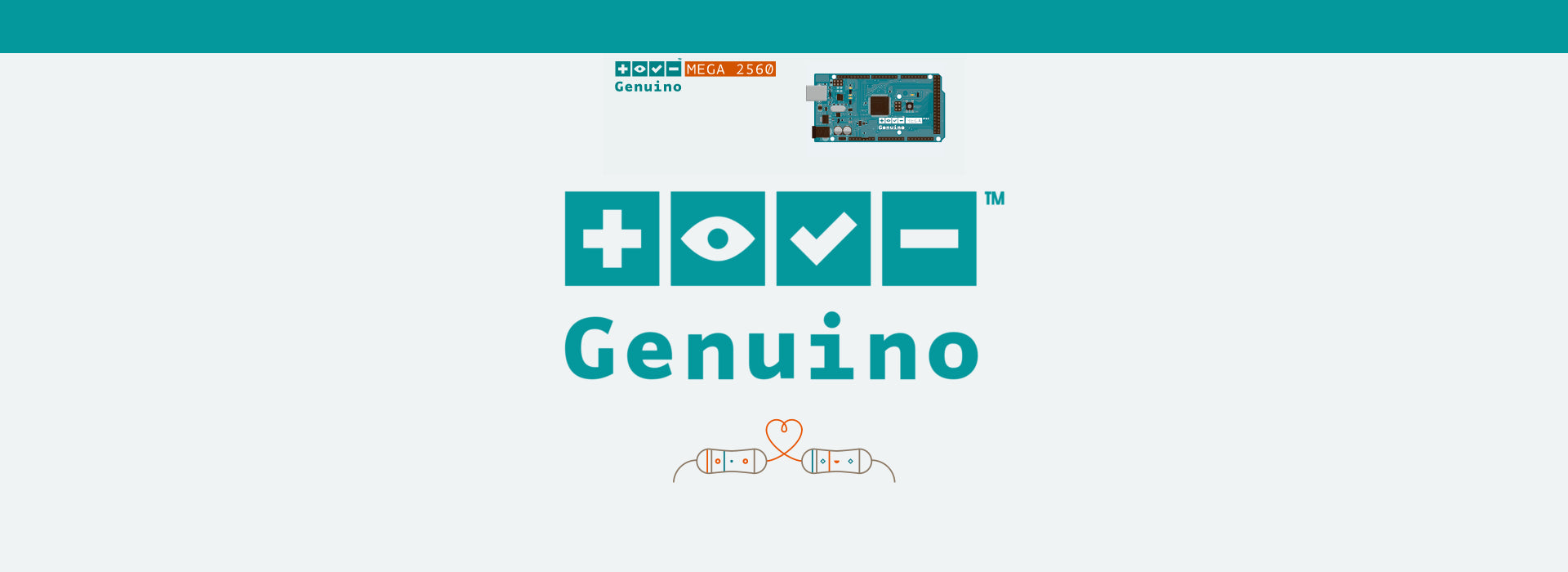 Genuino Mega 2560 Rev3