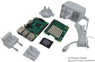 ELEMENT14, Raspberry Pi 3 IBM IoT Learner Kit
