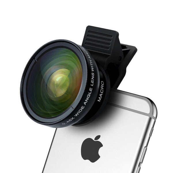 TURATA - Professional HD Camera Lens Kit