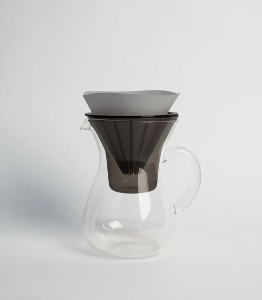SCS-02-CC COFFEE CARAFE SET 300ML