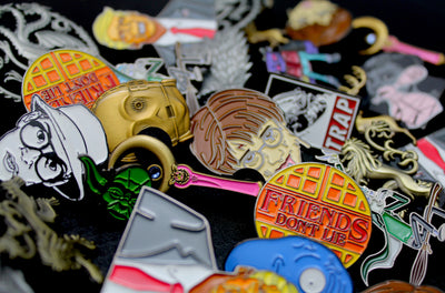 TV & MOVIE PINS