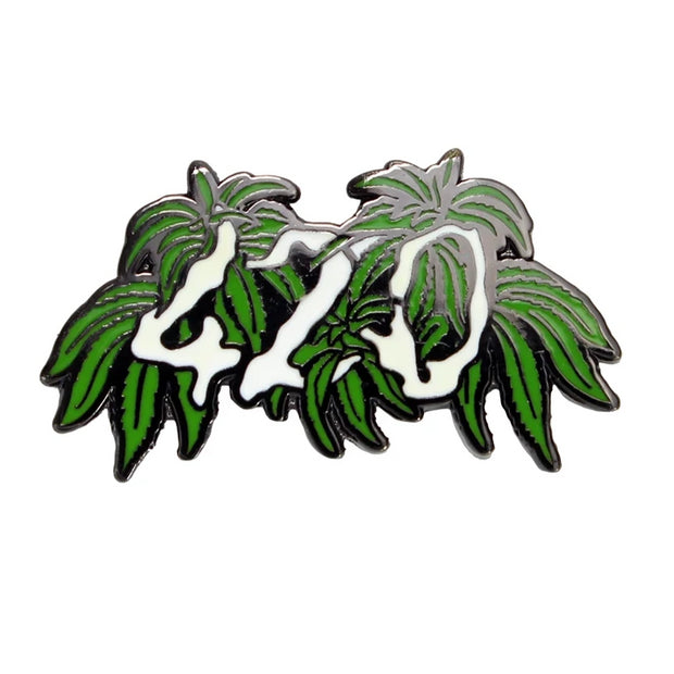 The 420 Pin