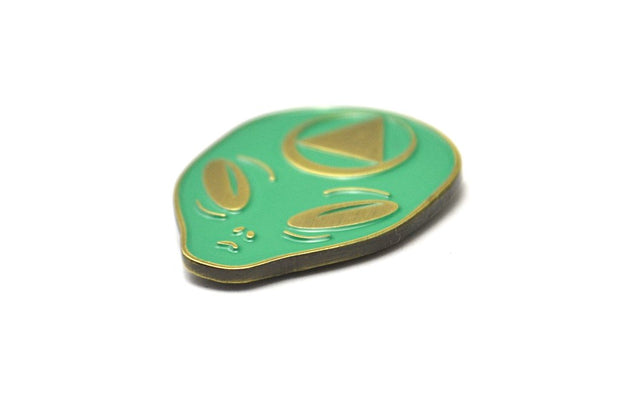 The OG Alien Pin