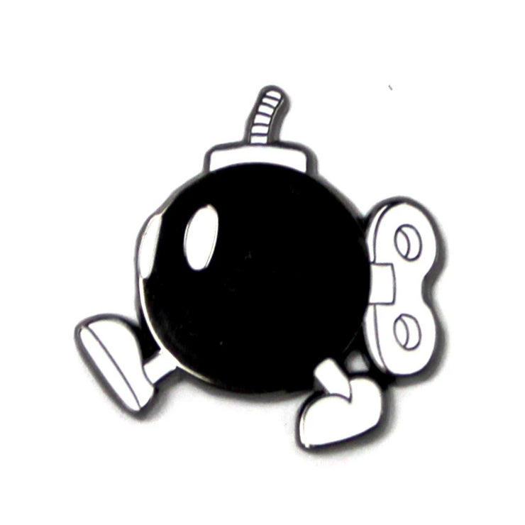 The Mini-Bomb Pin
