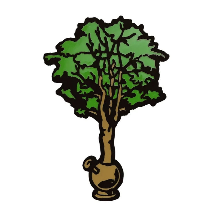 The Bonsai Bong Pin