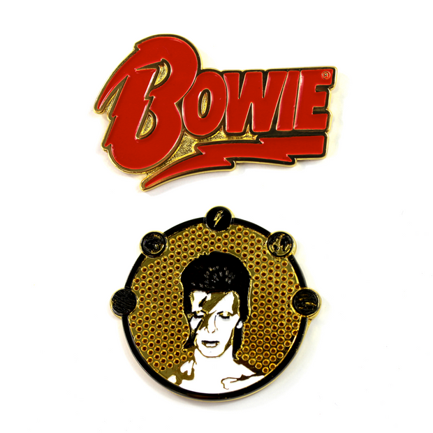 The David Bowie x Sloth Steady Gold Collection