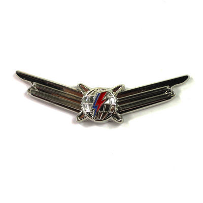 The David Bowie x Sloth Steady Starship Wings Pin
