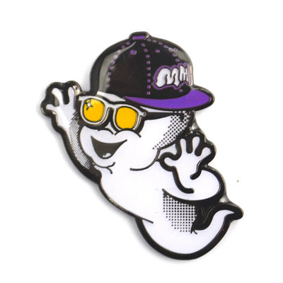 The Minds Matter Ghost Pin