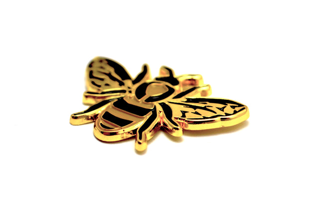 The Worker Bee Pin