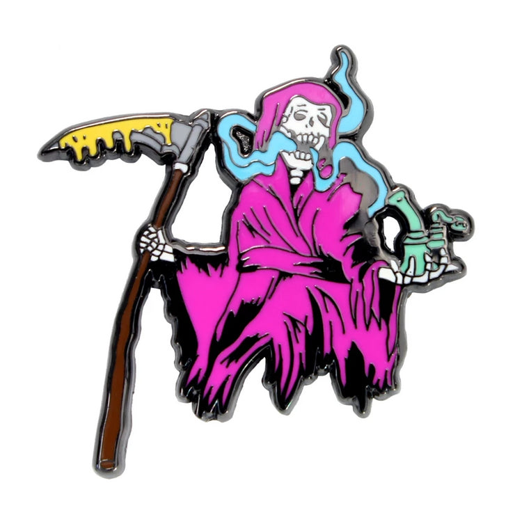 The Dab Reaper Pin