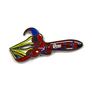 The David Bowie x Sloth Steady Starship Pin
