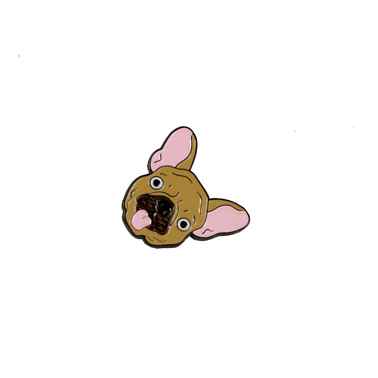 The Fawn Frenchie Pin Pet