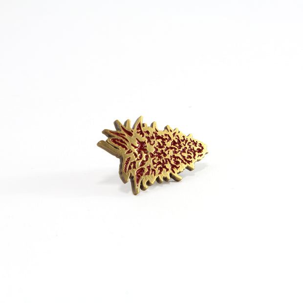 The Cherry Pie Nug Pin