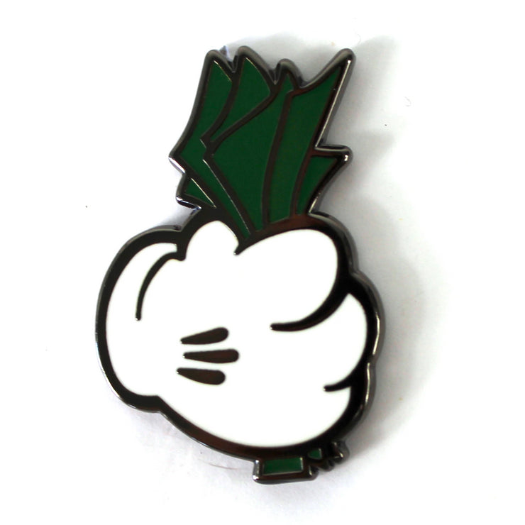 The Get Cheddar Pin