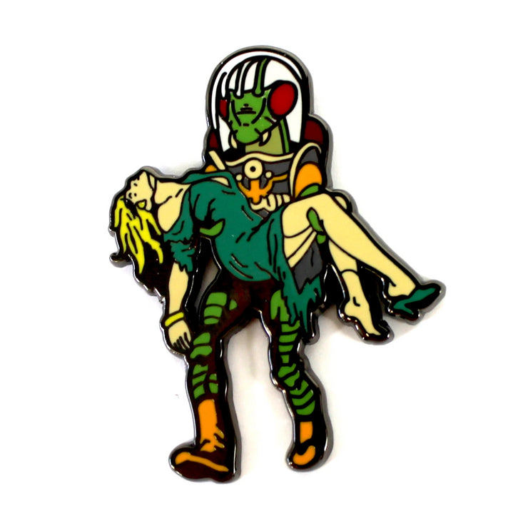 The Spoils of War Pin