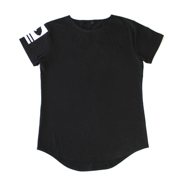 The Junkyard 'LA Point of View' Tee in Black