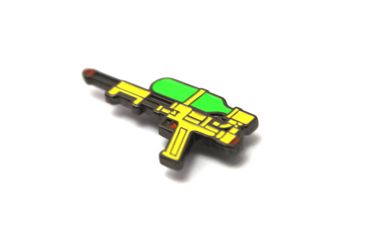 The Super Soaker Pin