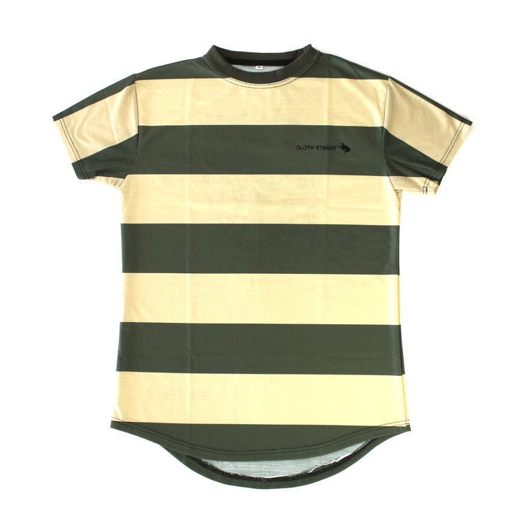 The Junkyard 'LA Point of View' Tee in Stripes