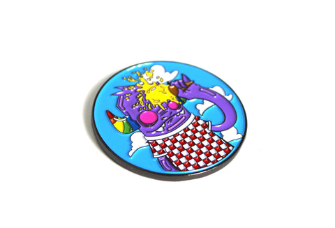 The Official 84pages x Plaant 'Europe 72' Pin