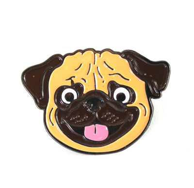 The Pug Pin Pet