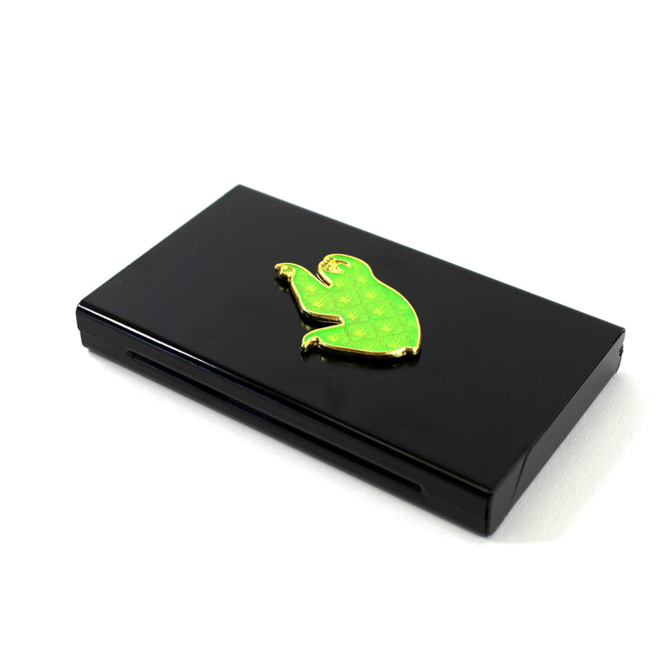 The Canna Sloth Joint Case in Black