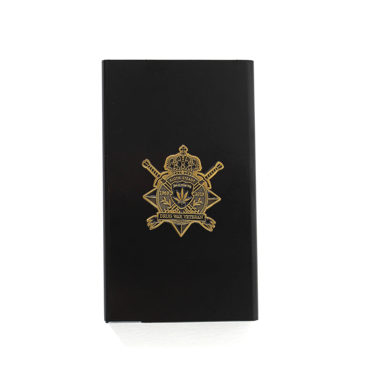 The Drug War Veteran Joint Case in Black