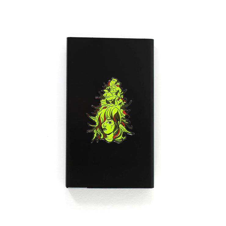 The Bud Babe Joint Case in Black