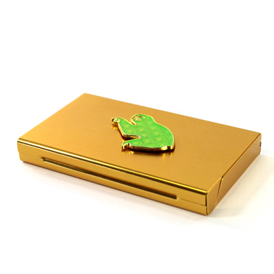 The Canna Sloth Joint Case in Gold