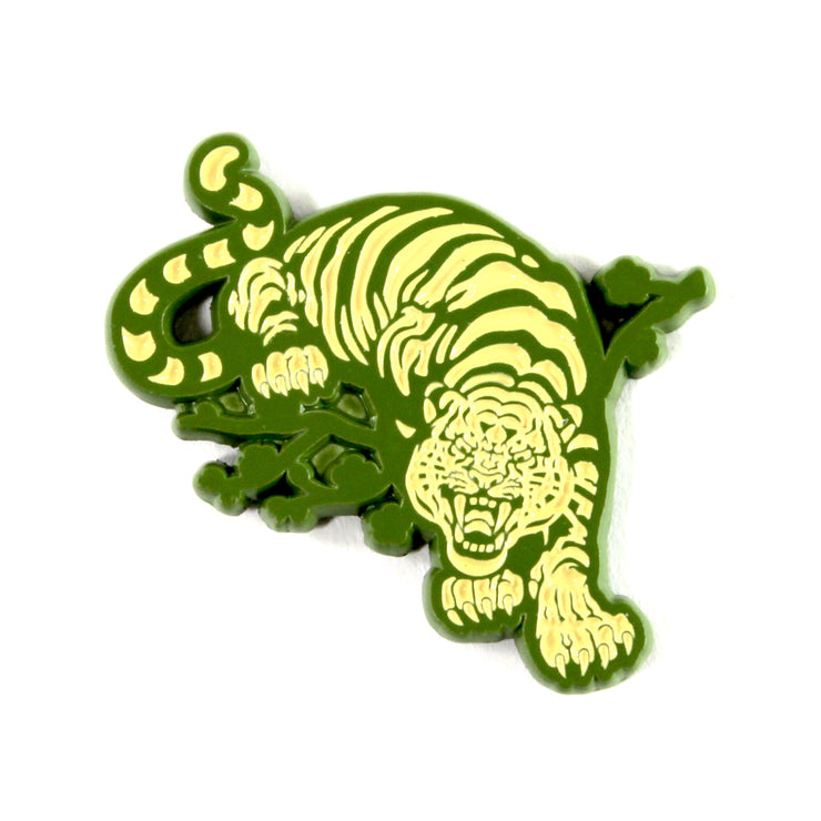The Earn Your Stripes Pin