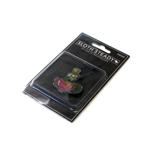 The Mad Hatter Pin