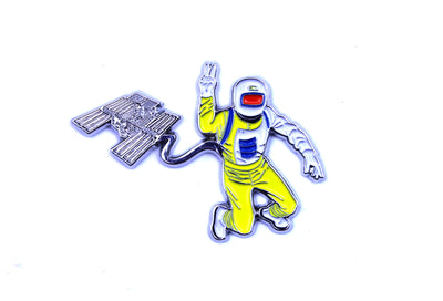 The Polish Ambasstronaut Pin
