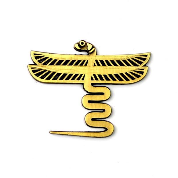 The Chanuphis Serpent Pin