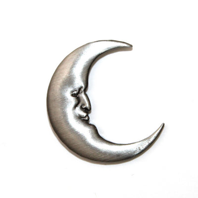 The Face of the Moon Pin