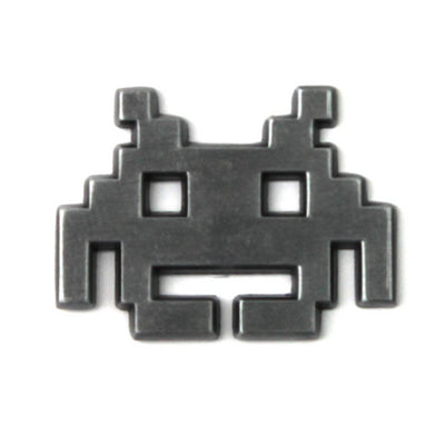 The Space Invader Pin