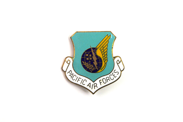 The 'Pacific Air Forces' Vintage Pin