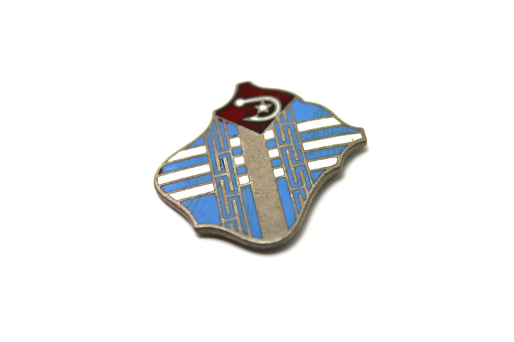 The 'Hook and Star' Vintage Pin