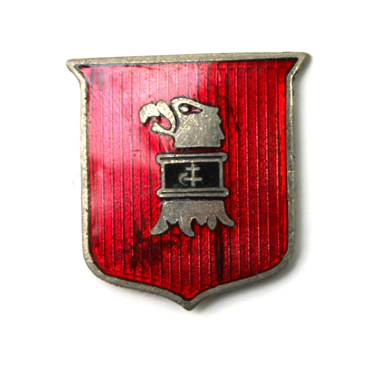 The 'Silver Eagle' Vintage Pin