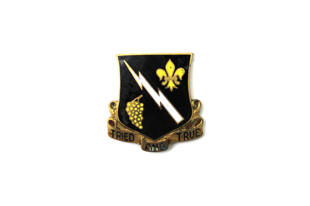 The 'Tried and True' Vintage Pin