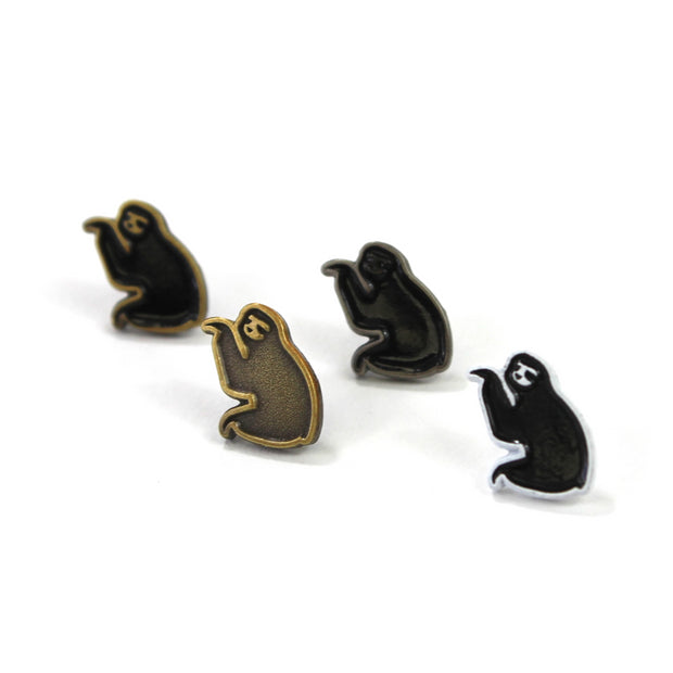 The Mini Sloth Mixed Color Pin Pack