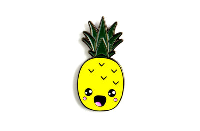 The Kawaii Pineapple Pin