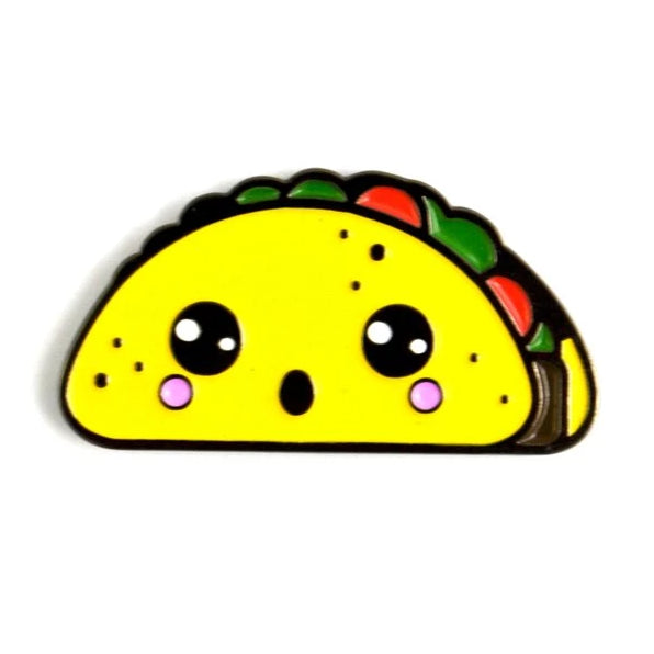 The Kawaii Taco Pin