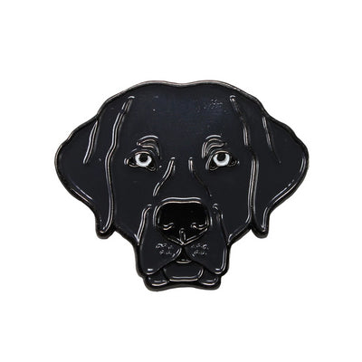 The Black Lab Pin Pet