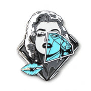 The 'Marilyn Monroe' Pin