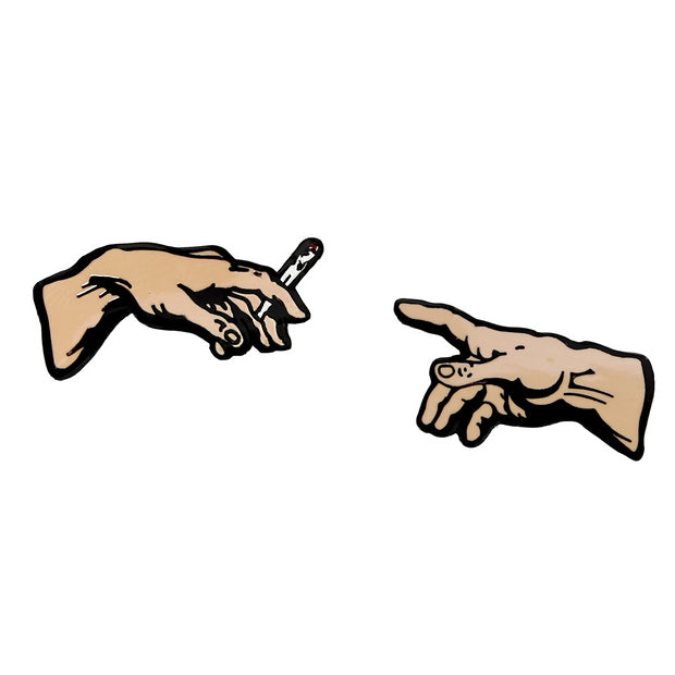 The Puff Puff Pass Pin Set