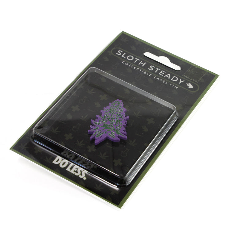 The Purple Punch Nug Pin