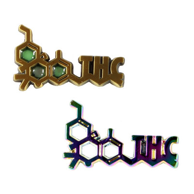 The THC Pin Set