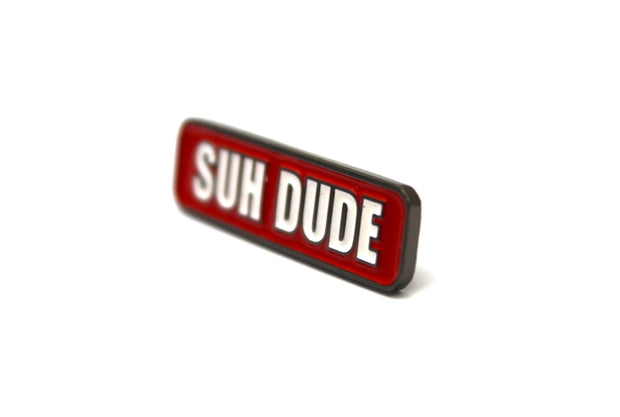 The Suh Dude Pin