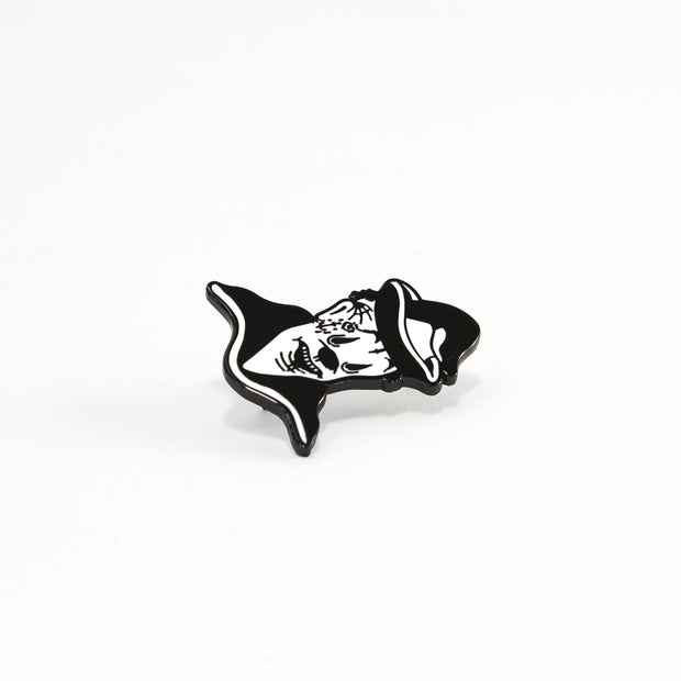 The Sailor Clown Pin by Junkyard