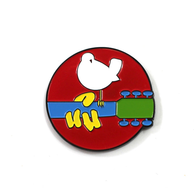 The Woodstock Full Pin Set