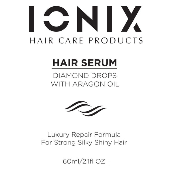 Hair Serum 60ml | IONIX w/Argan Oil